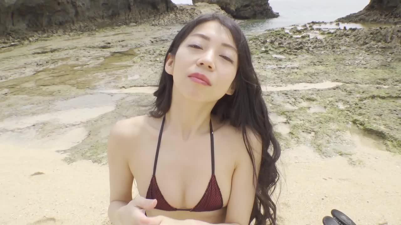 岩崎真奈 スイカ姫降臨 13