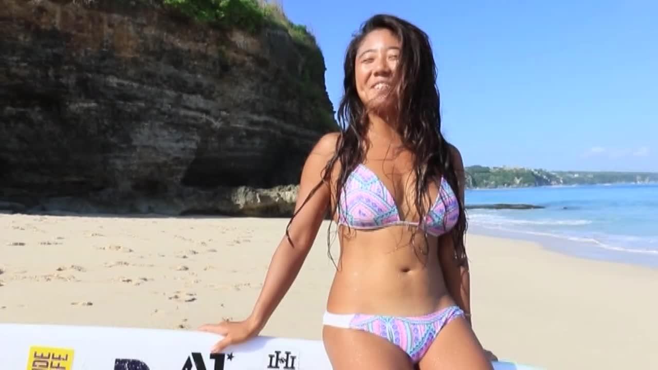 MERMAID SURF TRIP in Bali / 水野亜彩子 高橋みなと 田岡なつみ 11