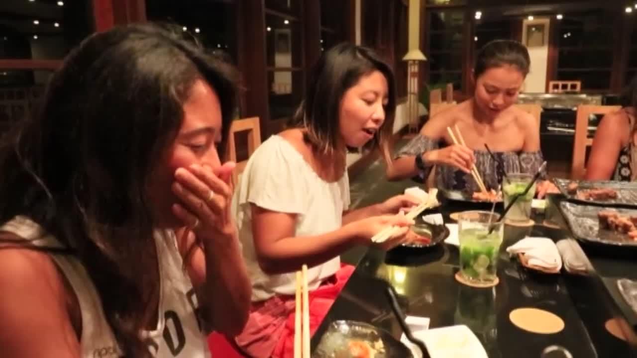 MERMAID SURF TRIP in Bali / 水野亜彩子 高橋みなと 田岡なつみ 16