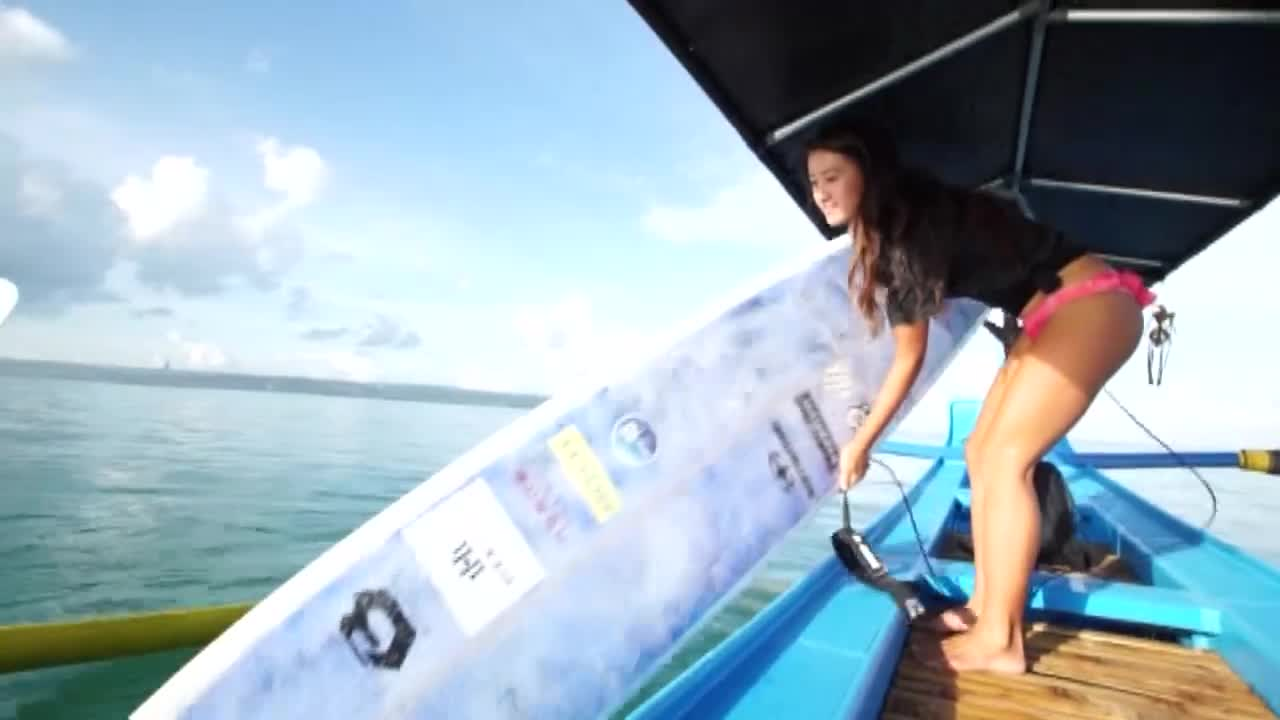 MERMAID SURF TRIP in Bali / 水野亜彩子 高橋みなと 田岡なつみ 6