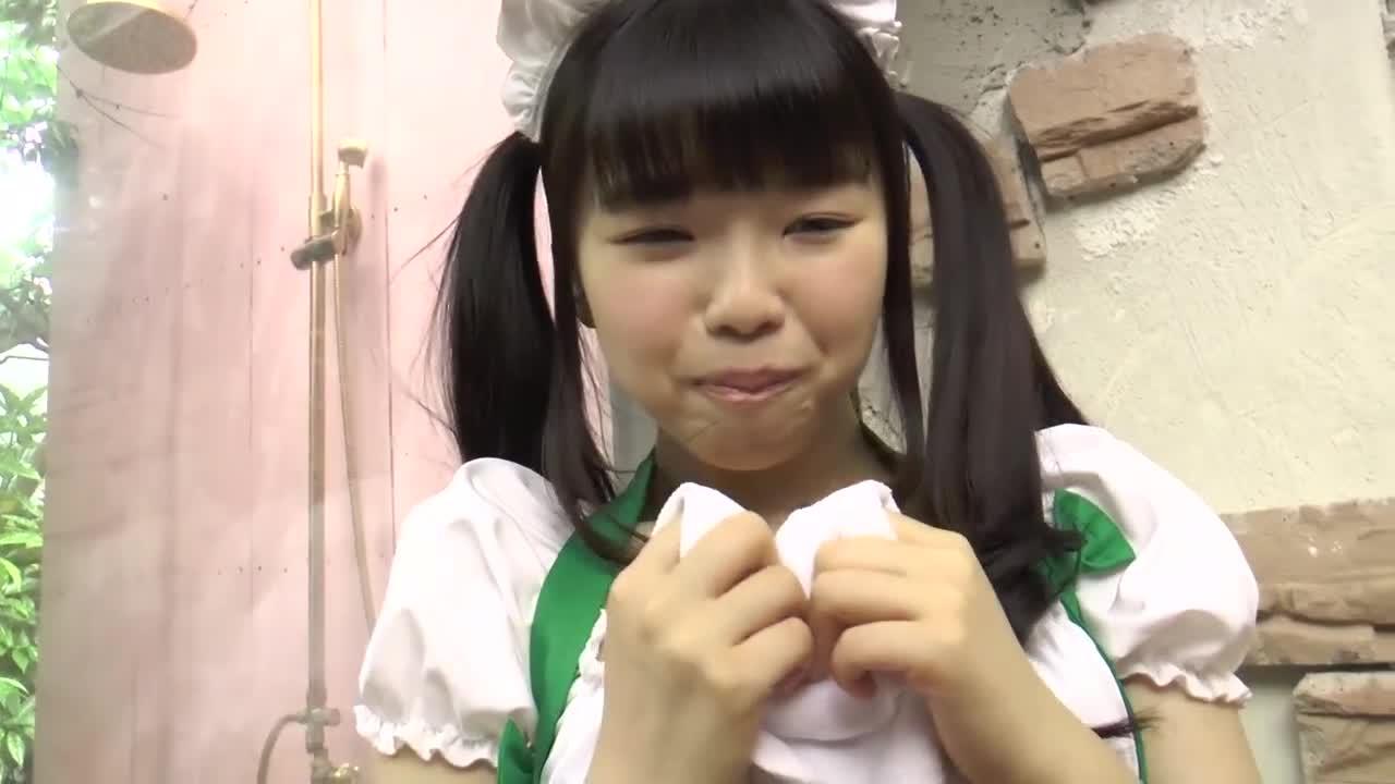 加藤ゆう菜 黒髪乙女 ~Gカップ! 爆乳美少女~ 1