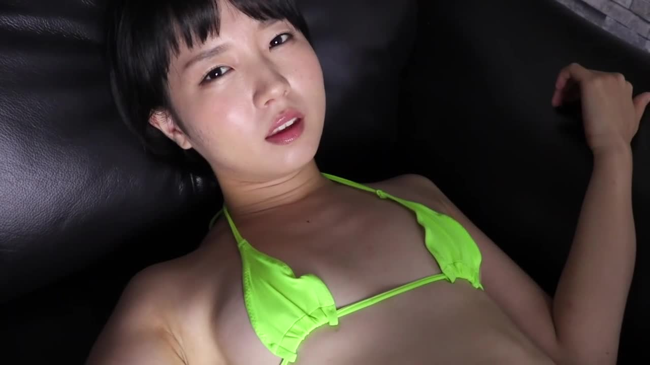 松本莉々加 黒髪乙女 ~ショートカット! 桃尻美少女~ 8