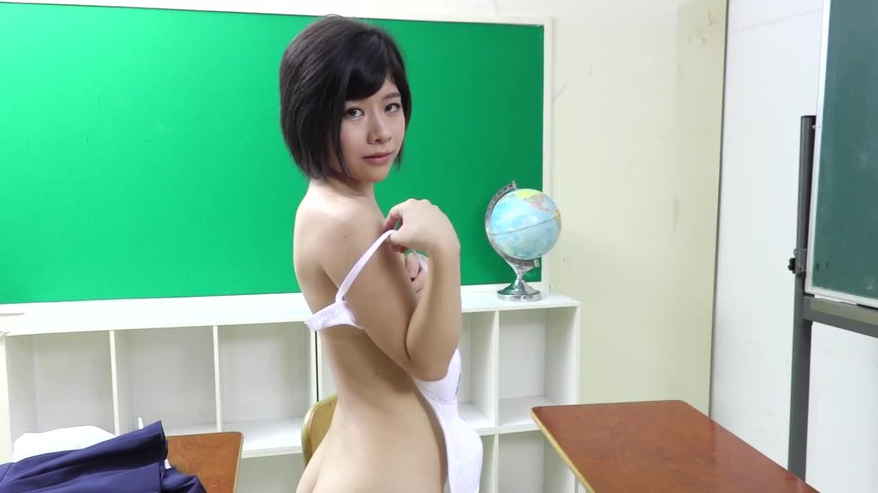 武田ちなみ 黒髪乙女 ~アナル全開! ショートカット尻穴美少女~ 4