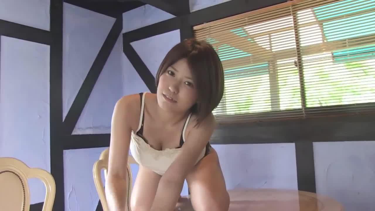 「Resort &温泉・着エロ」 感じるぅ? 川上れい 1