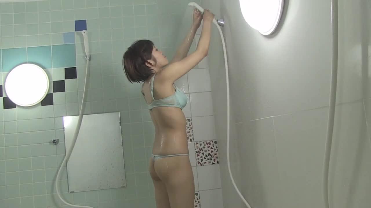 「Resort &温泉・着エロ」 感じるぅ? 川上れい 14