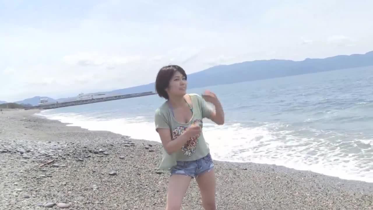 「Resort &温泉・着エロ」 感じるぅ? 川上れい 3