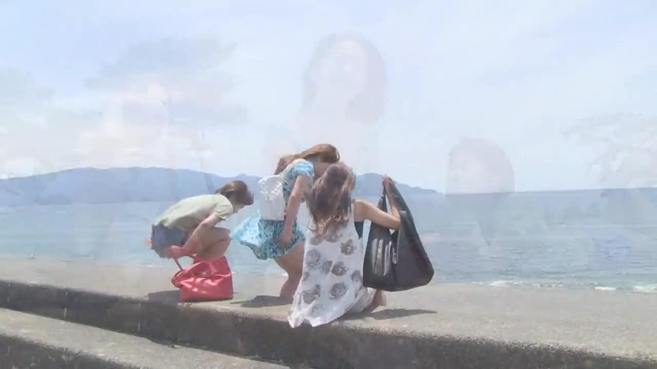 仲良し3人 伊豆でいやぁーん 解放TRIP!! 2